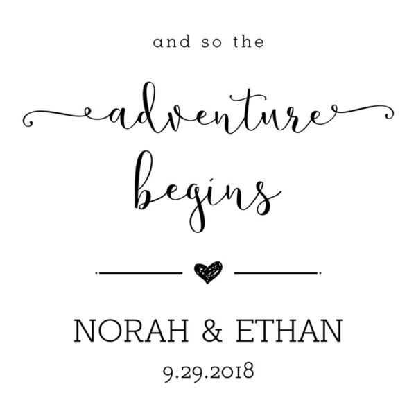and so the adventure begins printable