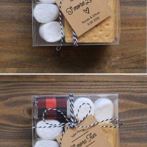 Printable S'more Kit Tags