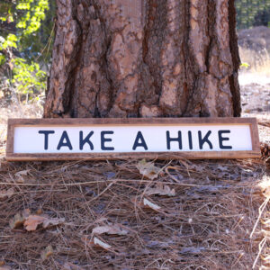 Take a Hike SVG Cut File